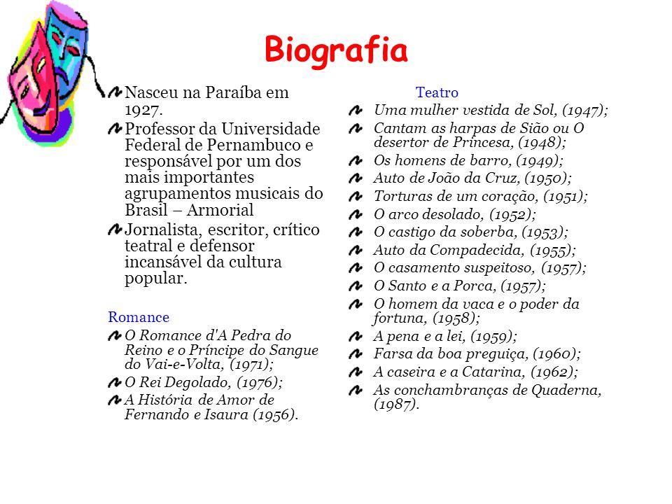 Biografia Nasceu na Paraíba em 1927.