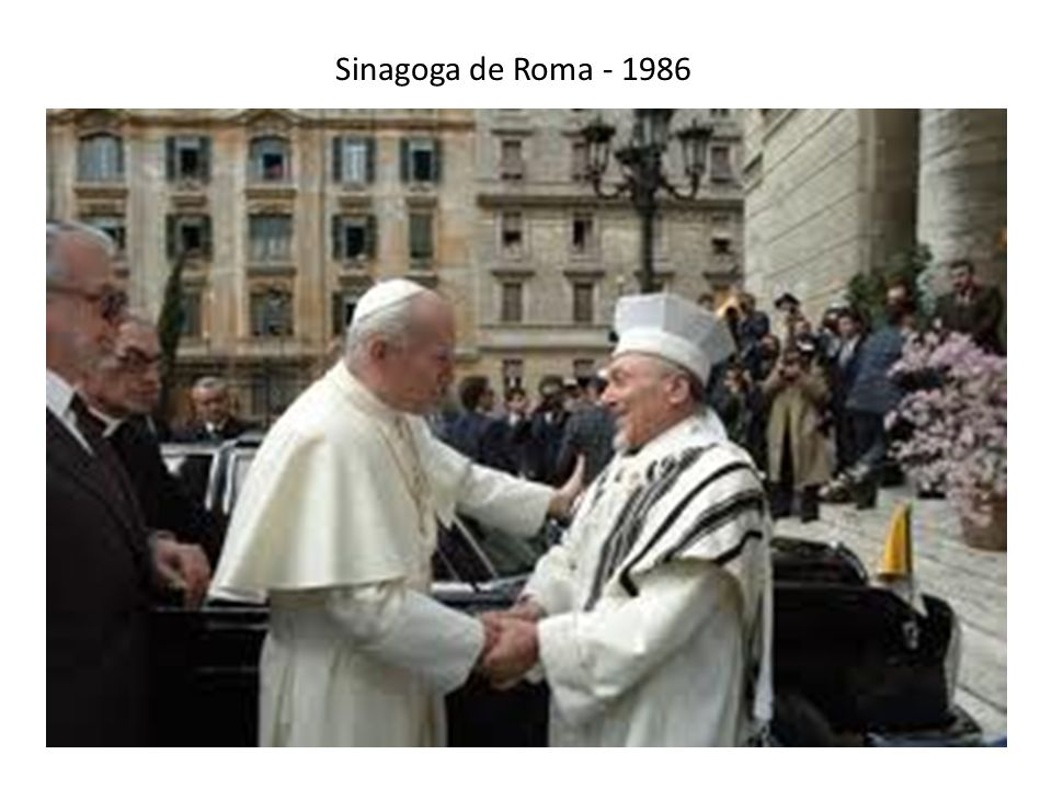 Sinagoga de Roma - 1986 17
