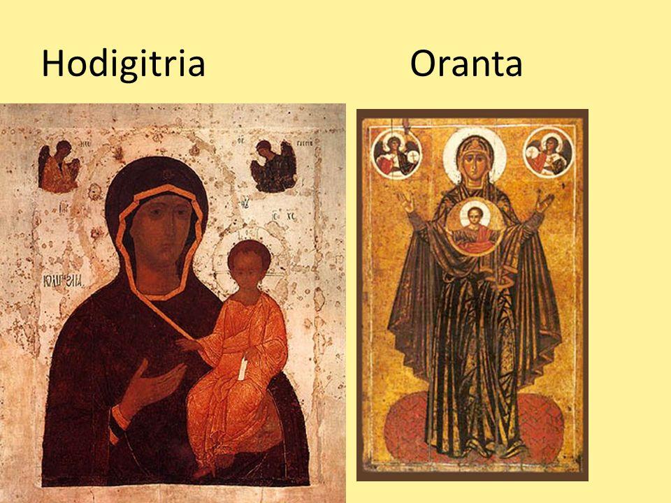 Hodigitria Oranta