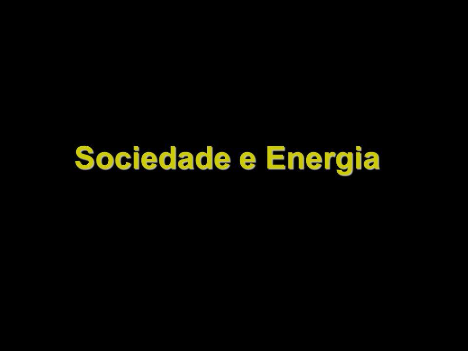 Sociedade e Energia