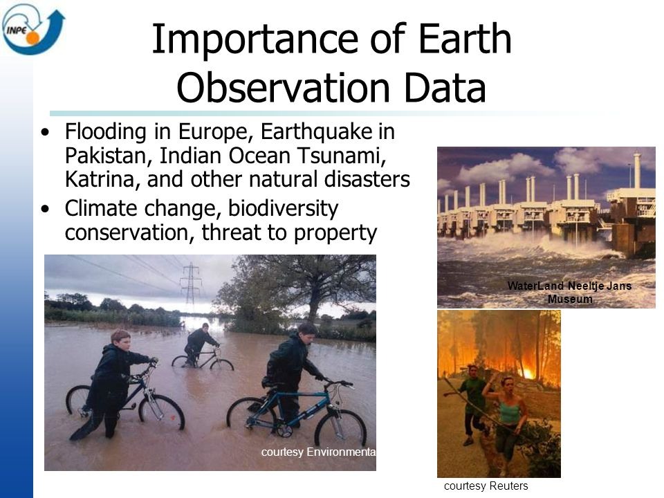 Importance of Earth Observation Data