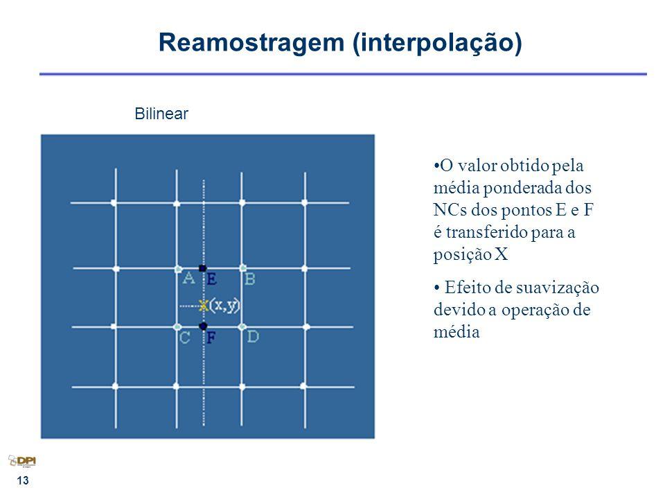 Reamostragem (interpolação)