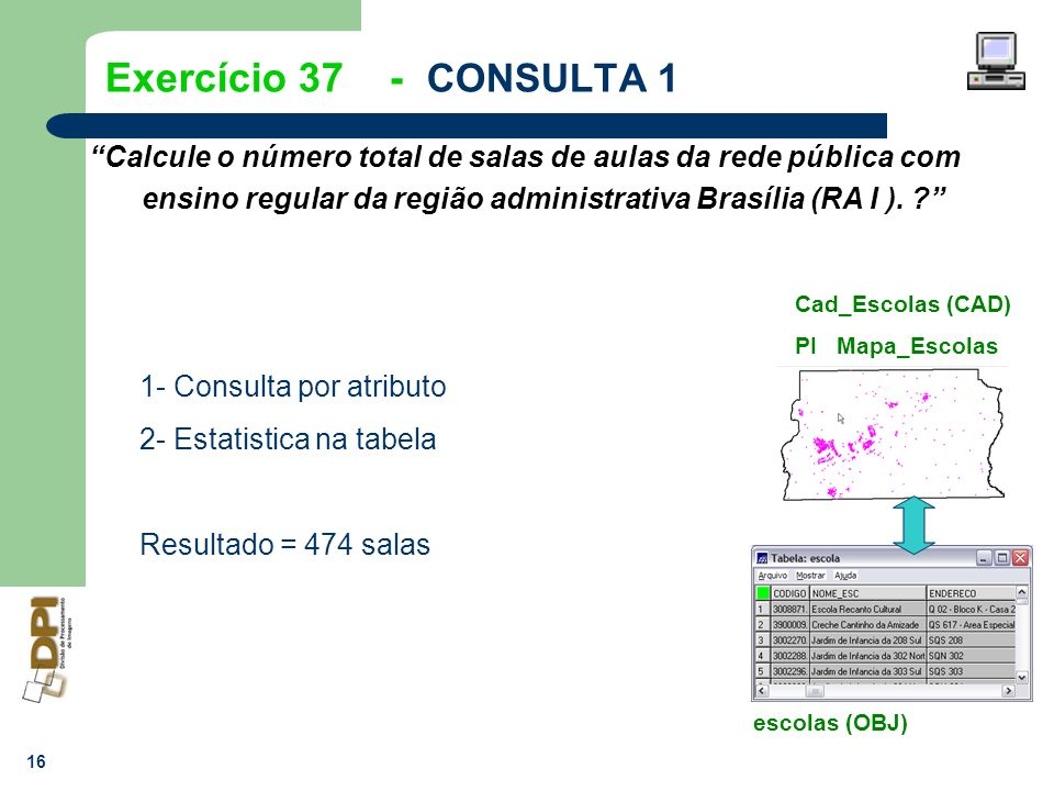 Exercício 37 - CONSULTA 1