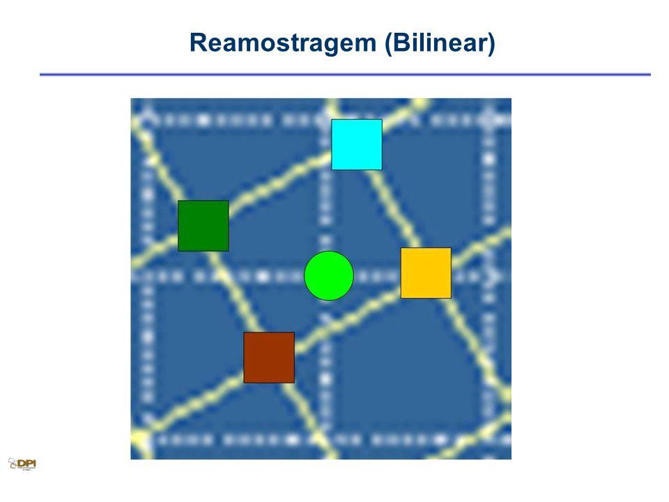 Reamostragem (Bilinear)