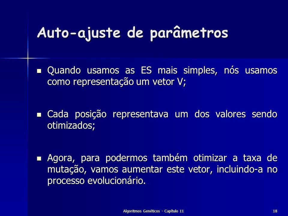 Auto-ajuste de parâmetros