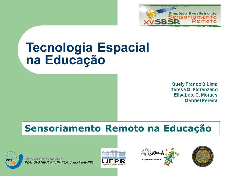 Tecnologia Espacial na Educação