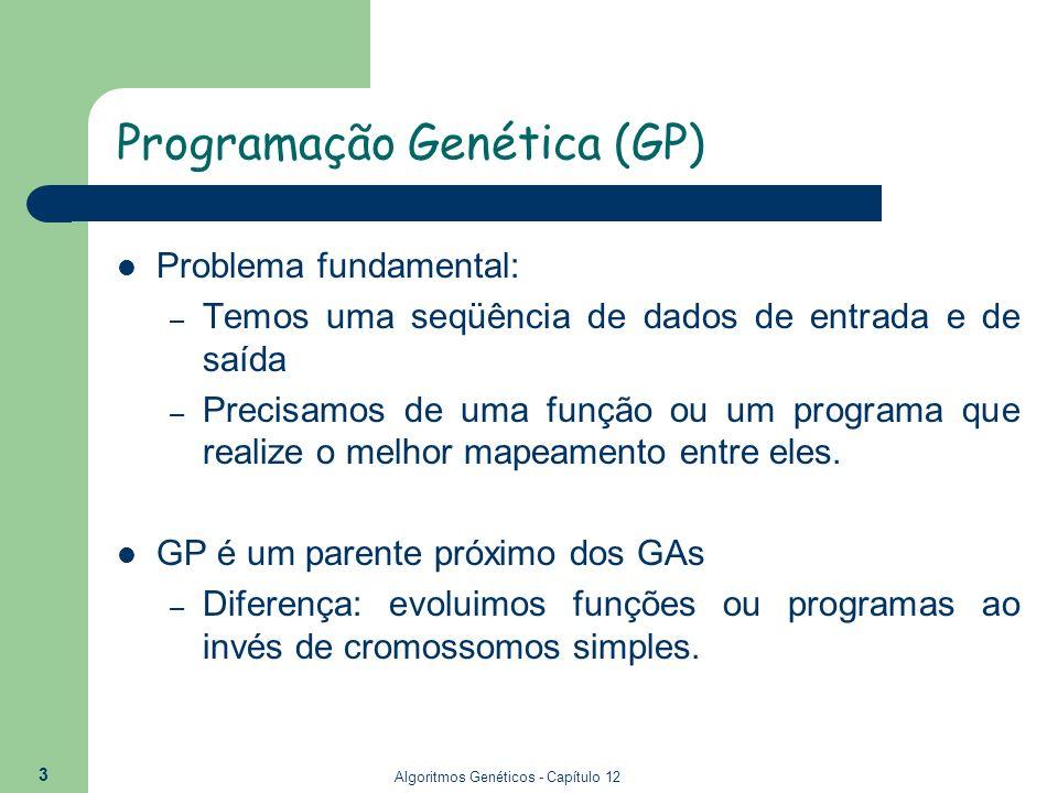 Programação Genética (GP)