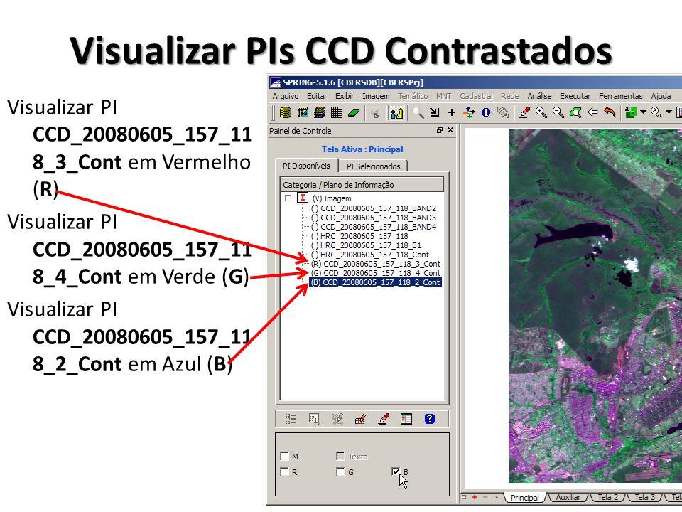 Visualizar PIs CCD Contrastados
