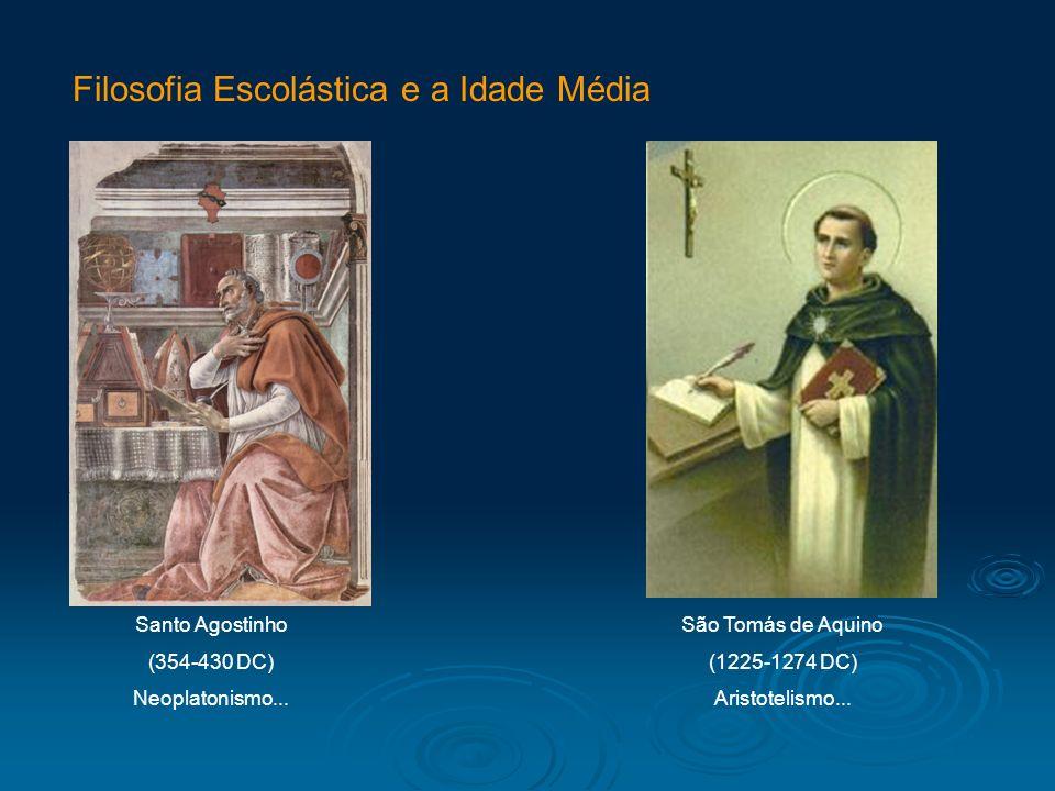 Filosofia Escolástica e a Idade Média