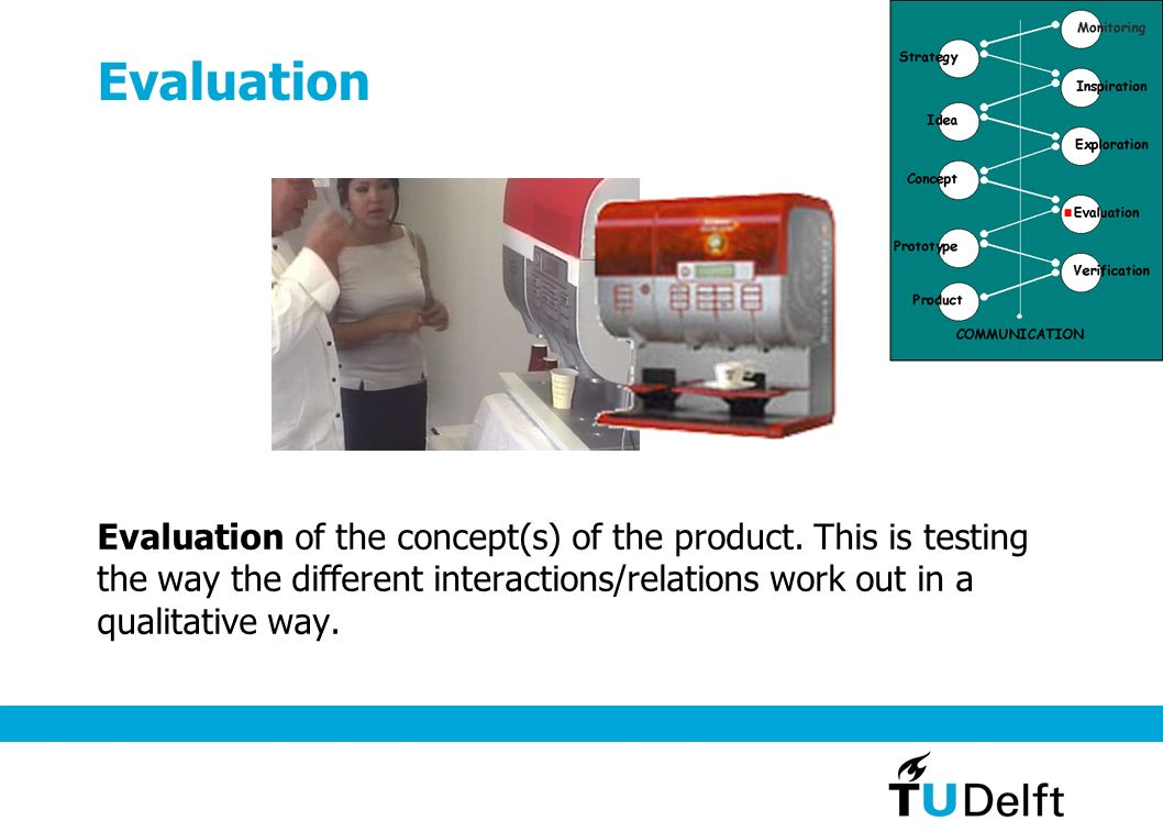 Evaluation .