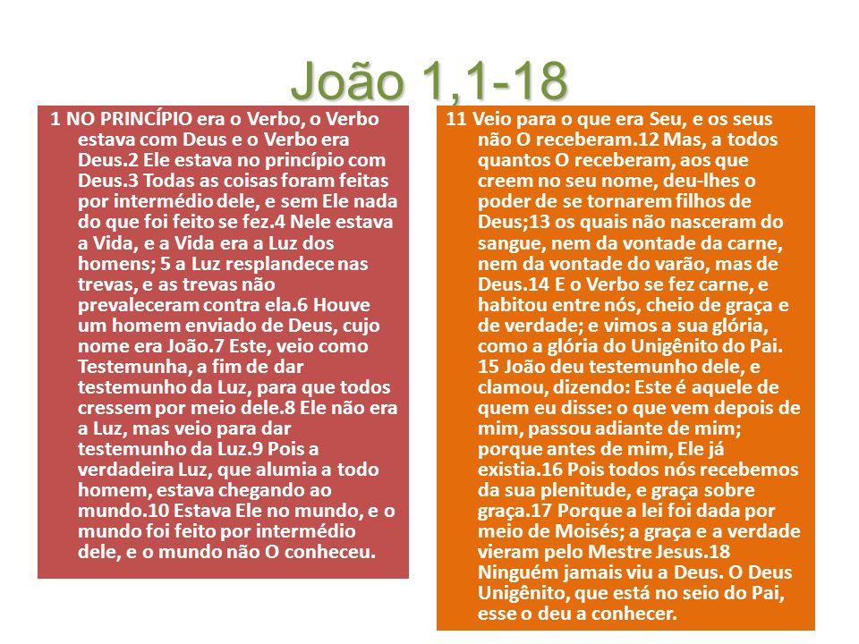 João 1,1-18
