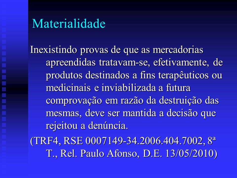 Materialidade