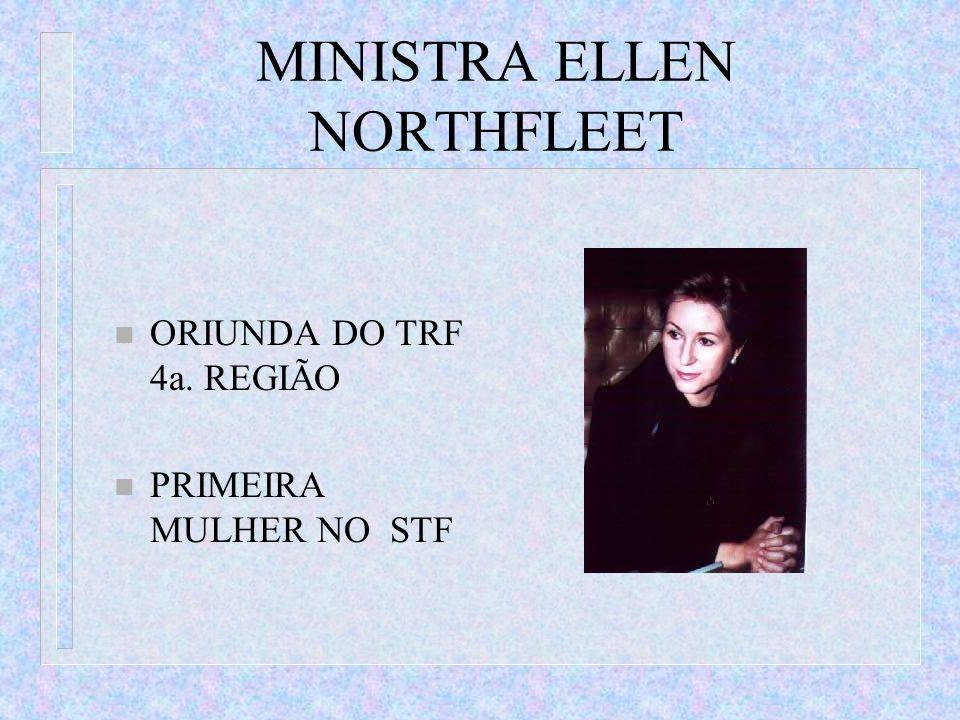MINISTRA ELLEN NORTHFLEET