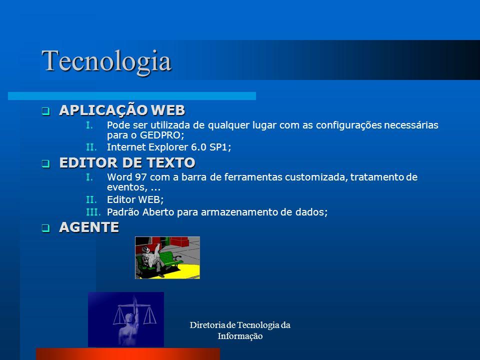 Diretoria de Tecnologia da Informação
