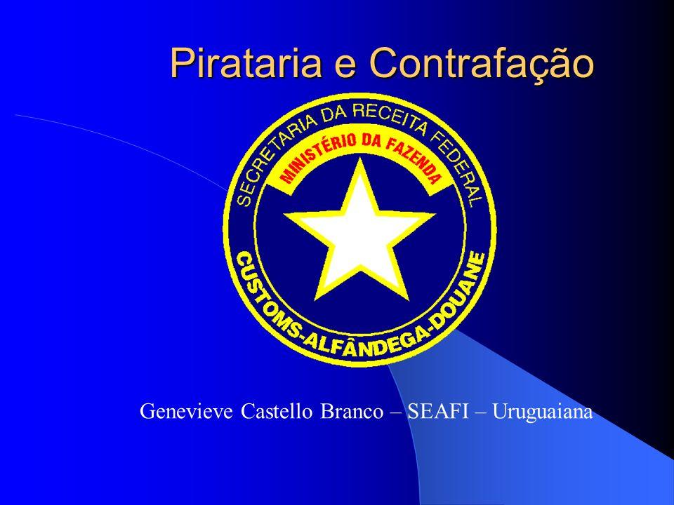 Pirataria e Contrafação