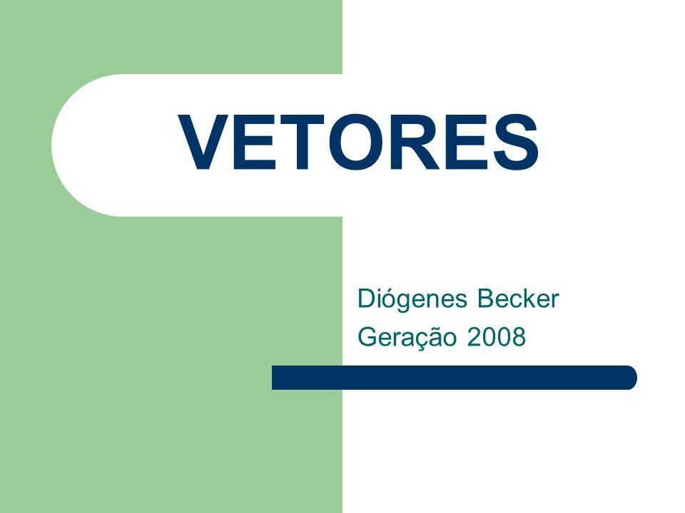 Diógenes Becker Geração 2008