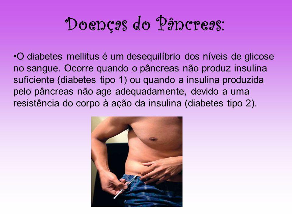 Doenças do Pâncreas:
