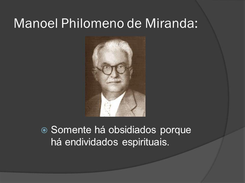 Manoel Philomeno de Miranda: