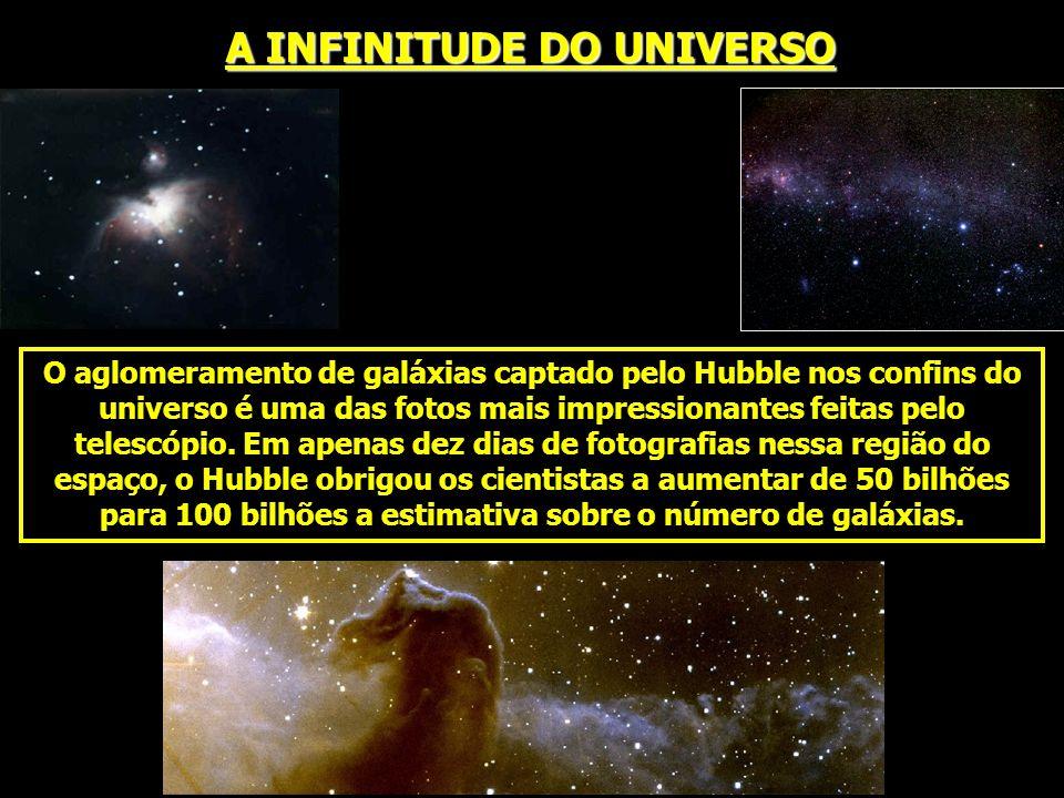A INFINITUDE DO UNIVERSO