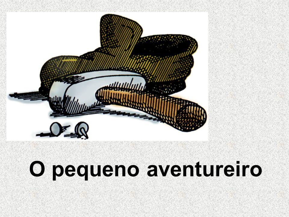 O pequeno aventureiro