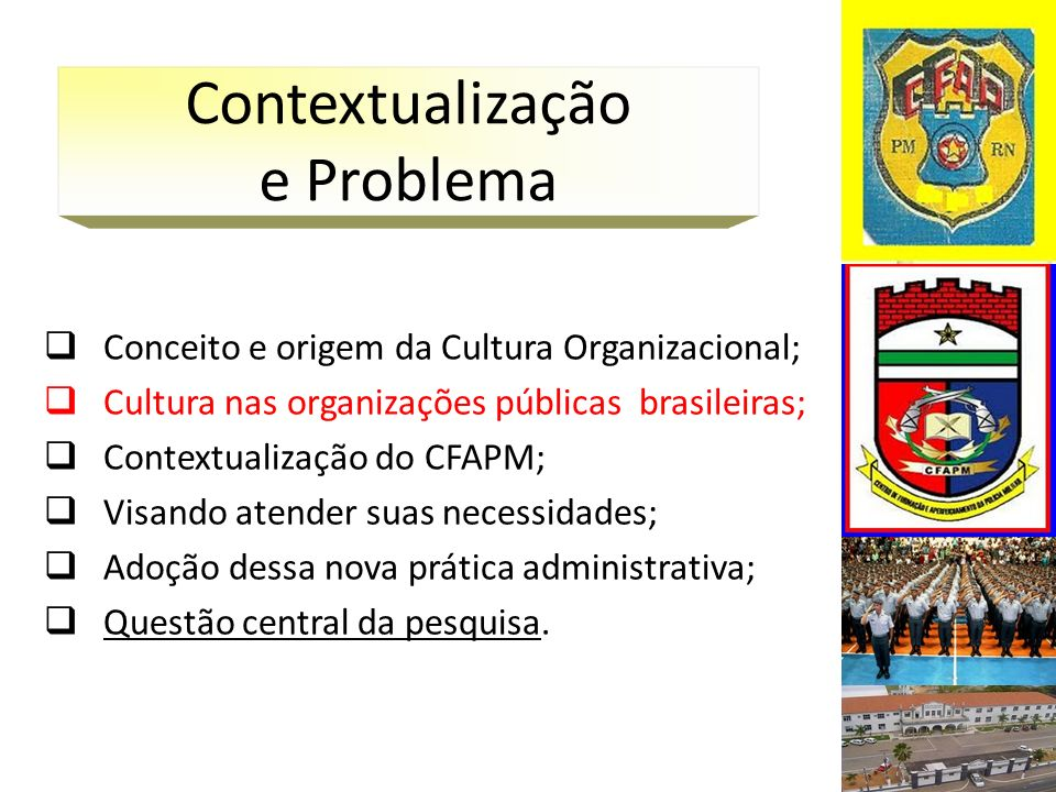 Contextualização e Problema