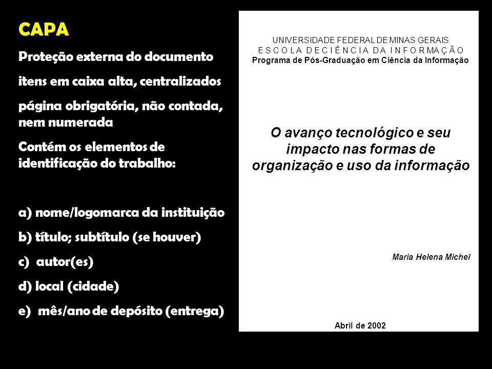 Programa de Pós-Graduação em Ciência da Informação