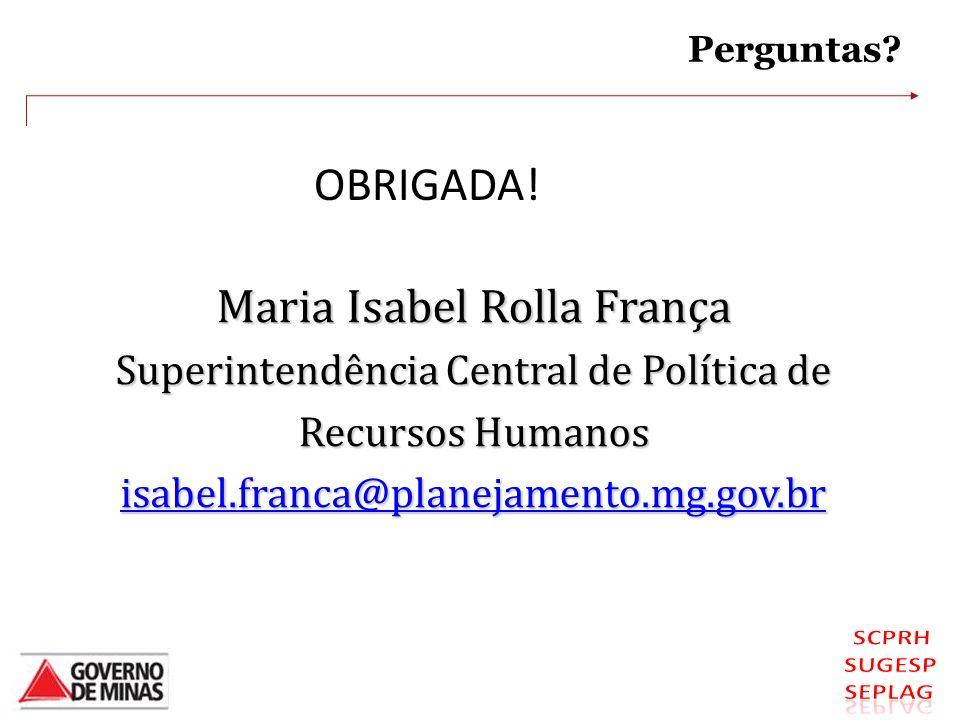 Maria Isabel Rolla França