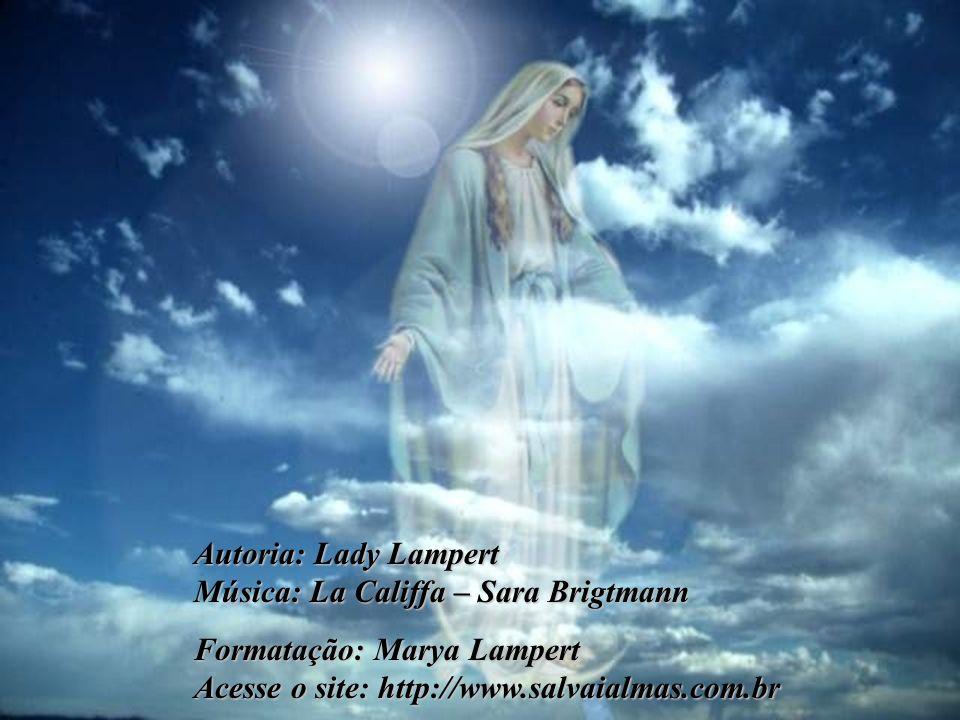 Autoria: Lady Lampert Música: La Califfa – Sara Brigtmann