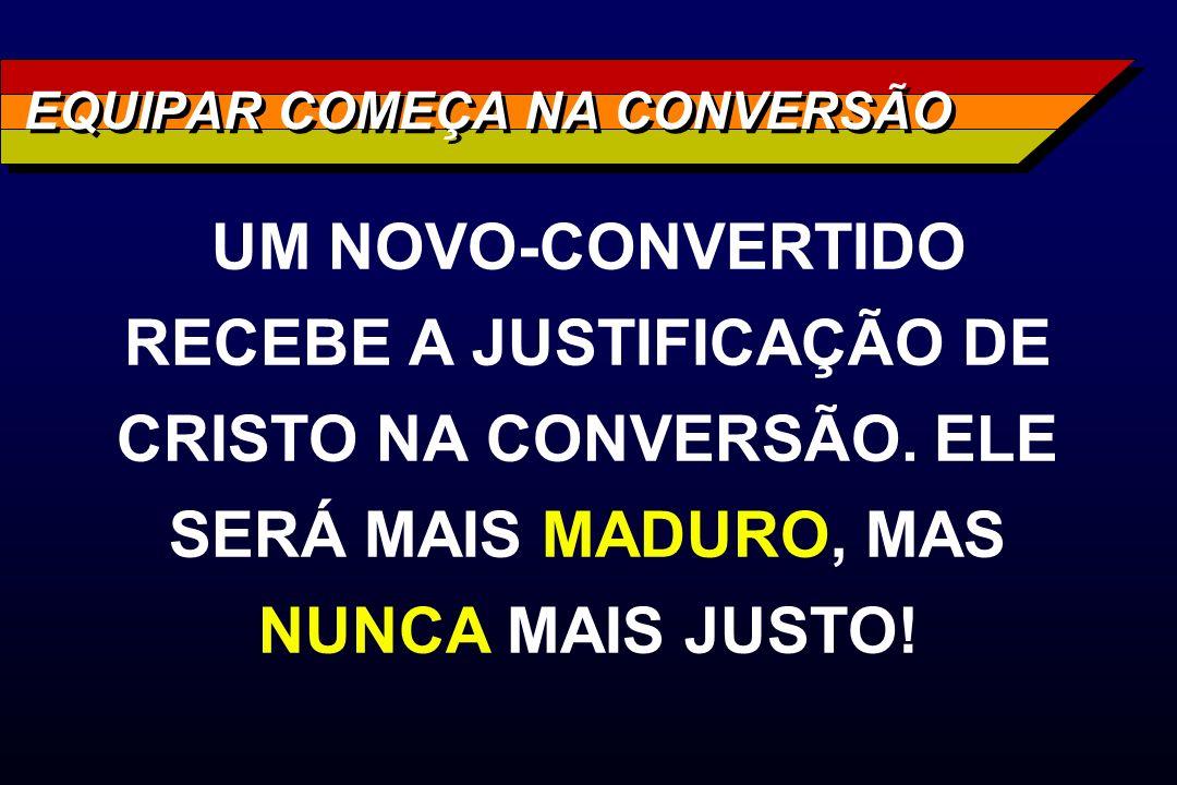 EQUIPAR COMEÇA NA CONVERSÃO