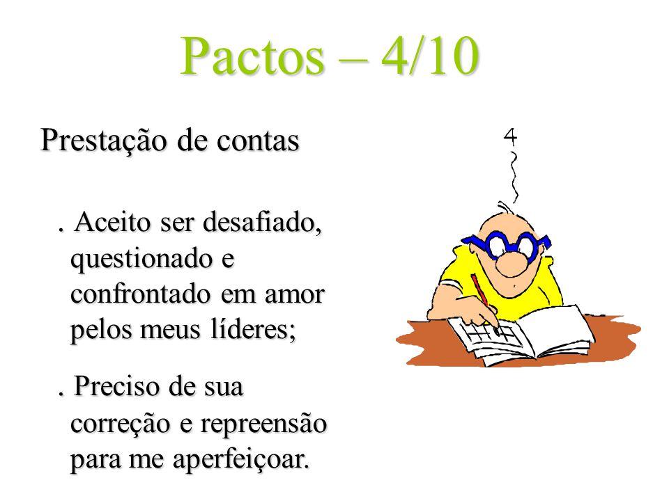 Pactos – 4/10