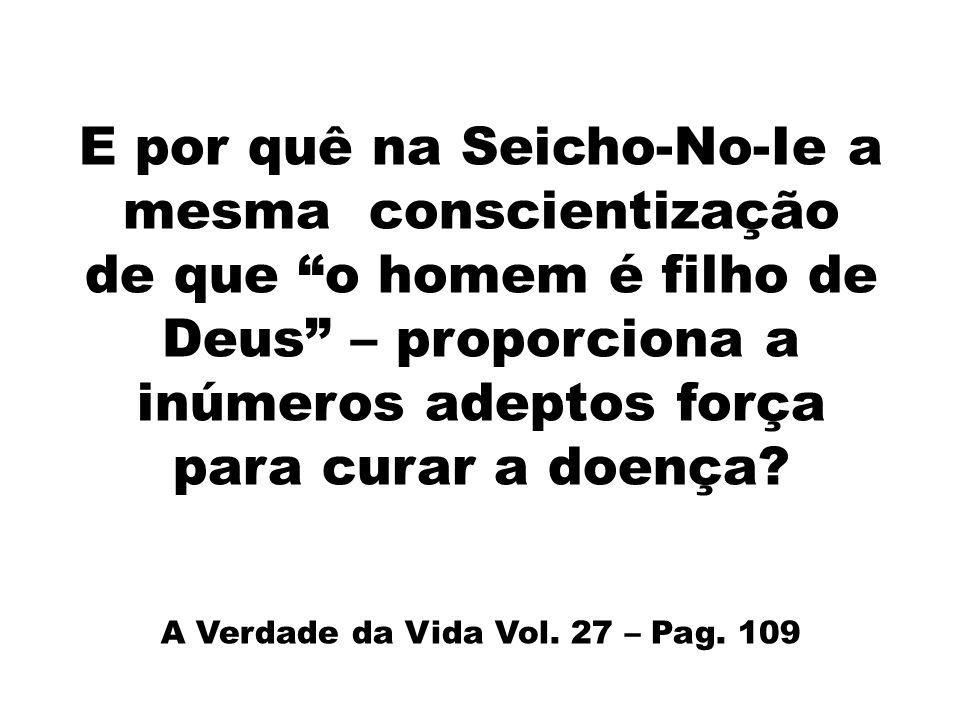 A Verdade da Vida Vol. 27 – Pag. 109