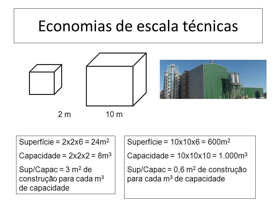 Economias de escala técnicas