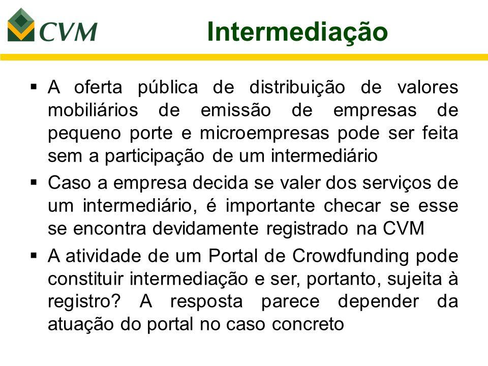 Intermediação