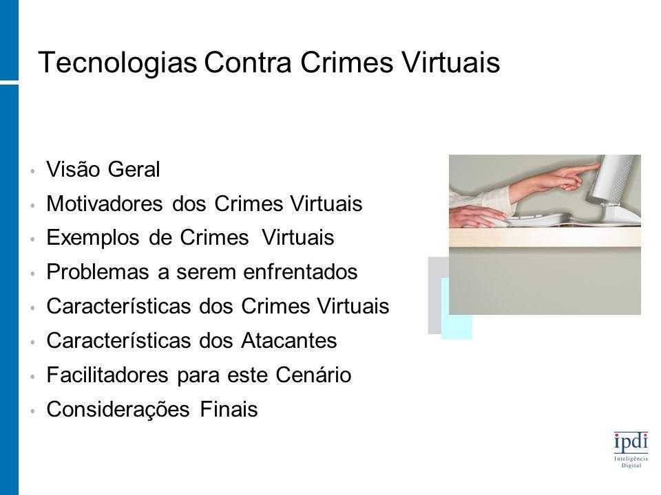 Tecnologias Contra Crimes Virtuais