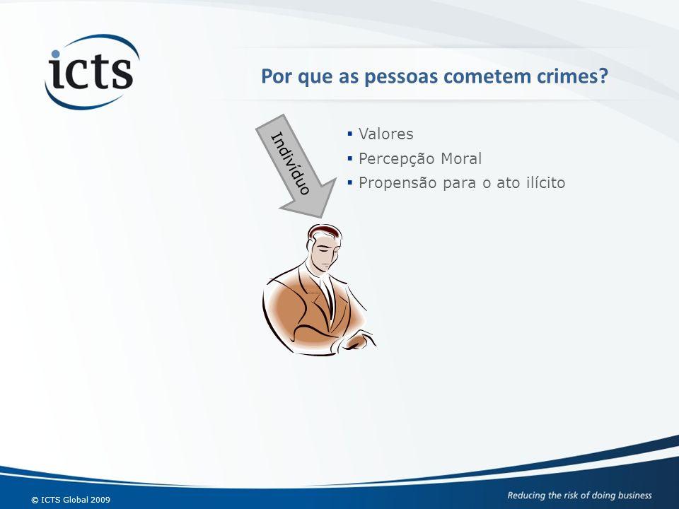 Por que as pessoas cometem crimes
