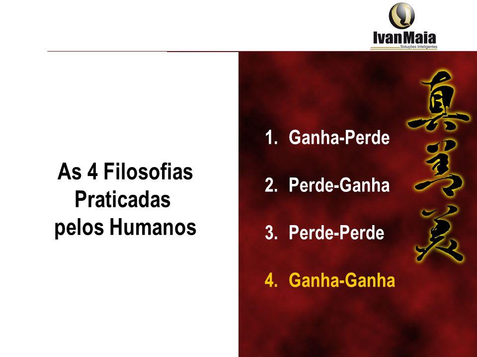 As 4 Filosofias Praticadas pelos Humanos