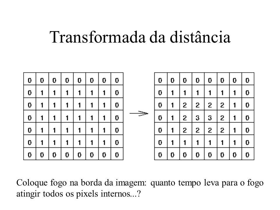 Transformada da distância
