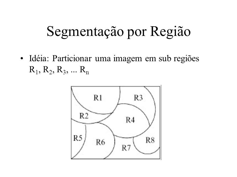 Segmentação por Região