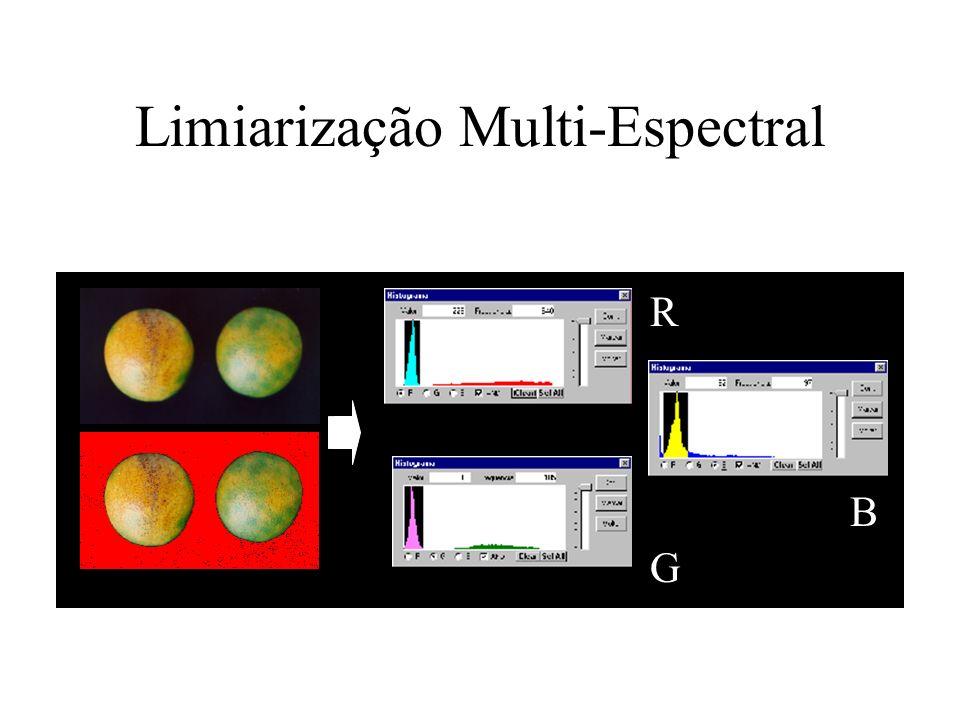 Limiarização Multi-Espectral