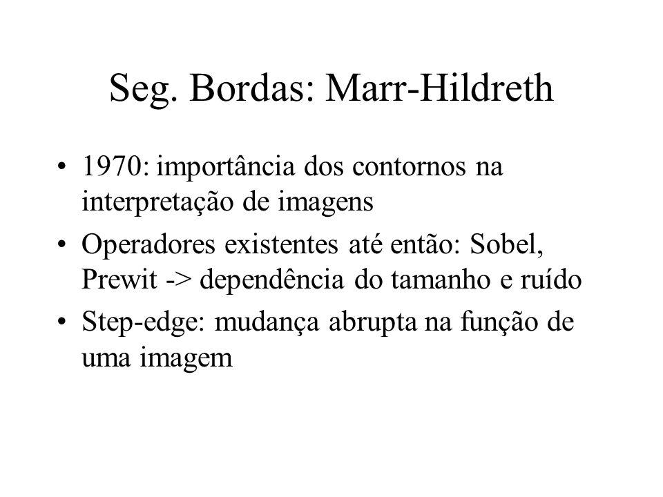 Seg. Bordas: Marr-Hildreth