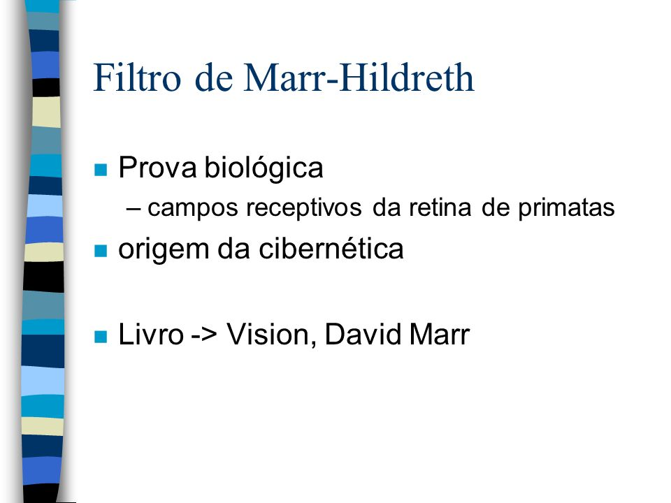 Filtro de Marr-Hildreth