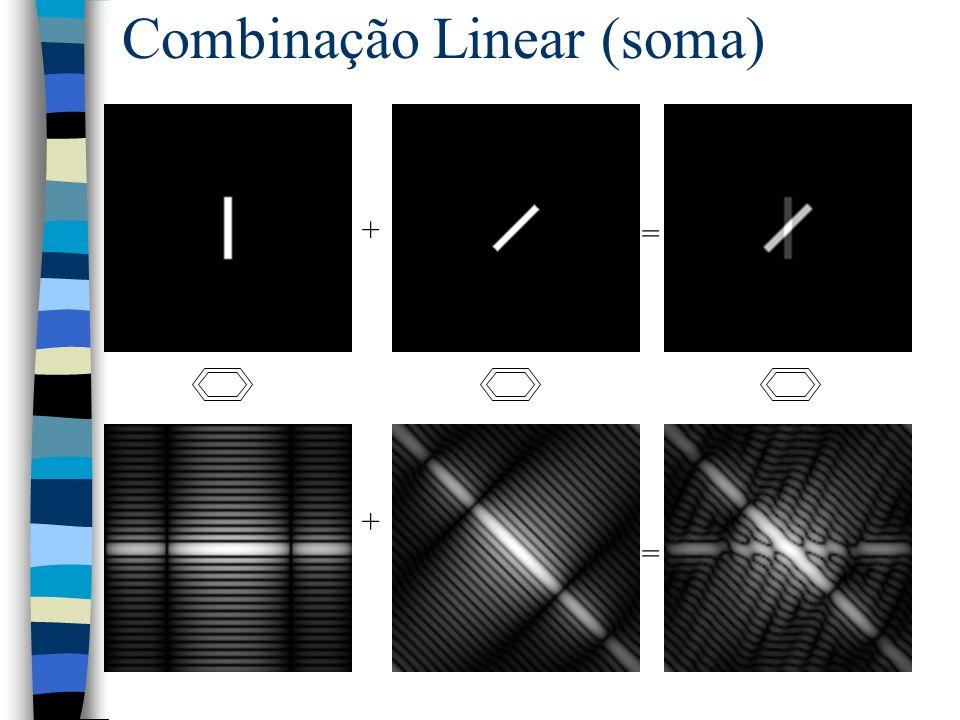 Combinação Linear (soma)