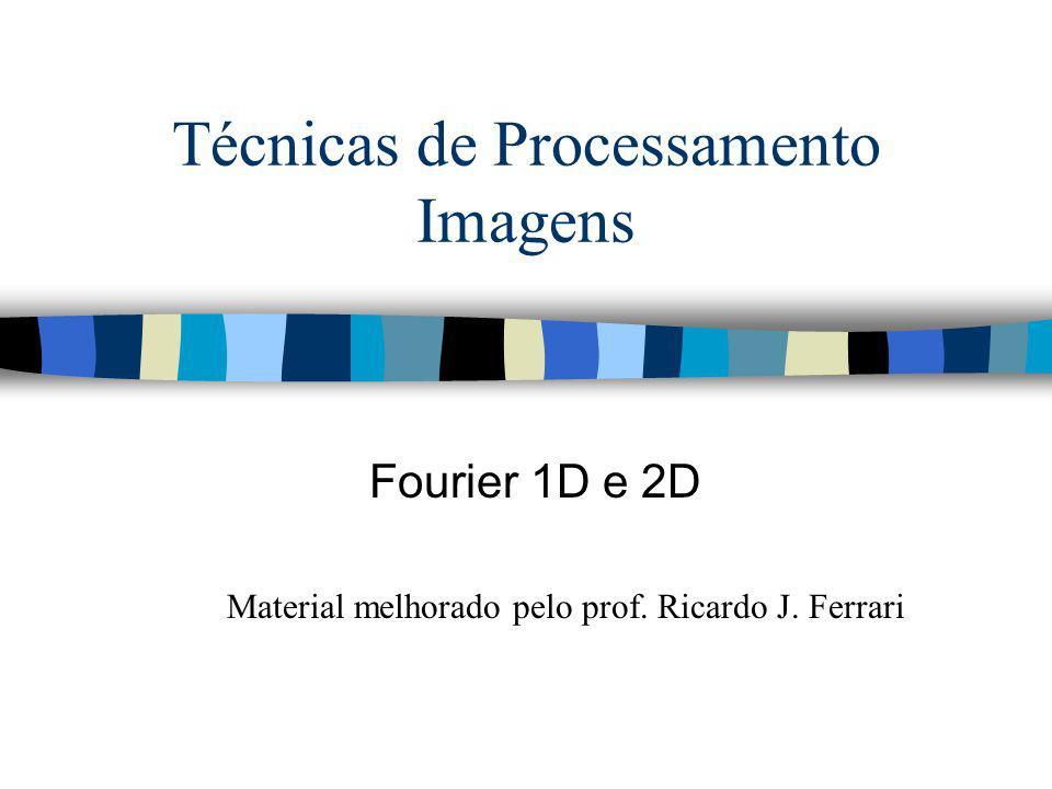 Técnicas de Processamento Imagens
