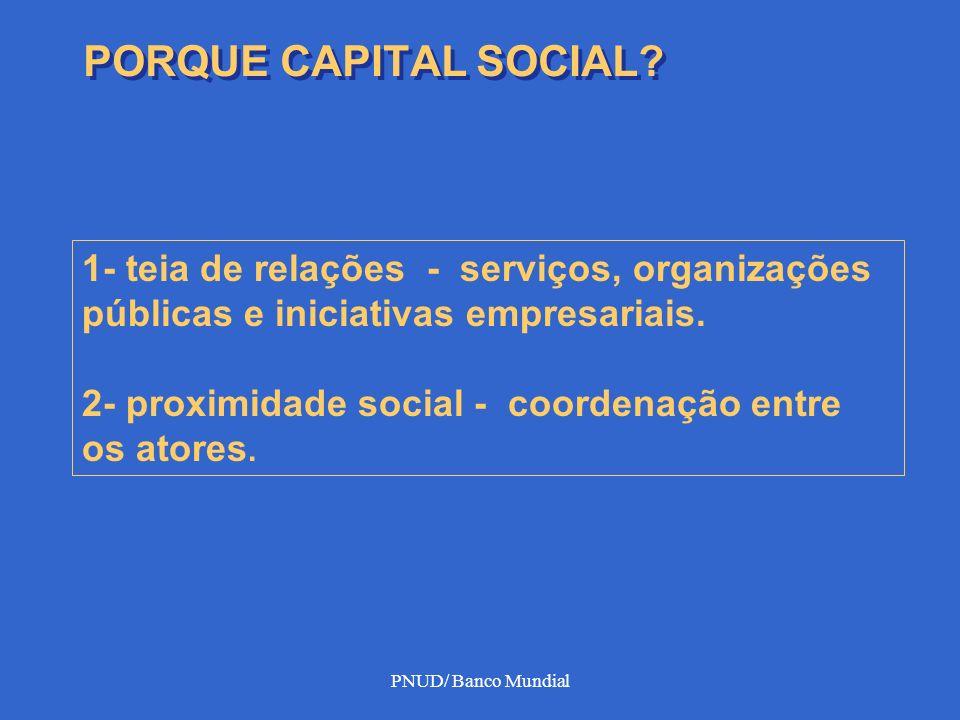 Objetivos do curso Nivelar conceitos a partir de diferentes experiências. Apresentar potencialidades e dificuldades da aplicação de capital social.