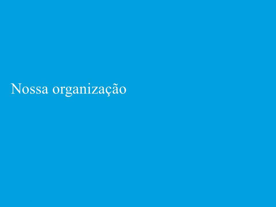 Nossa organização Deloitte