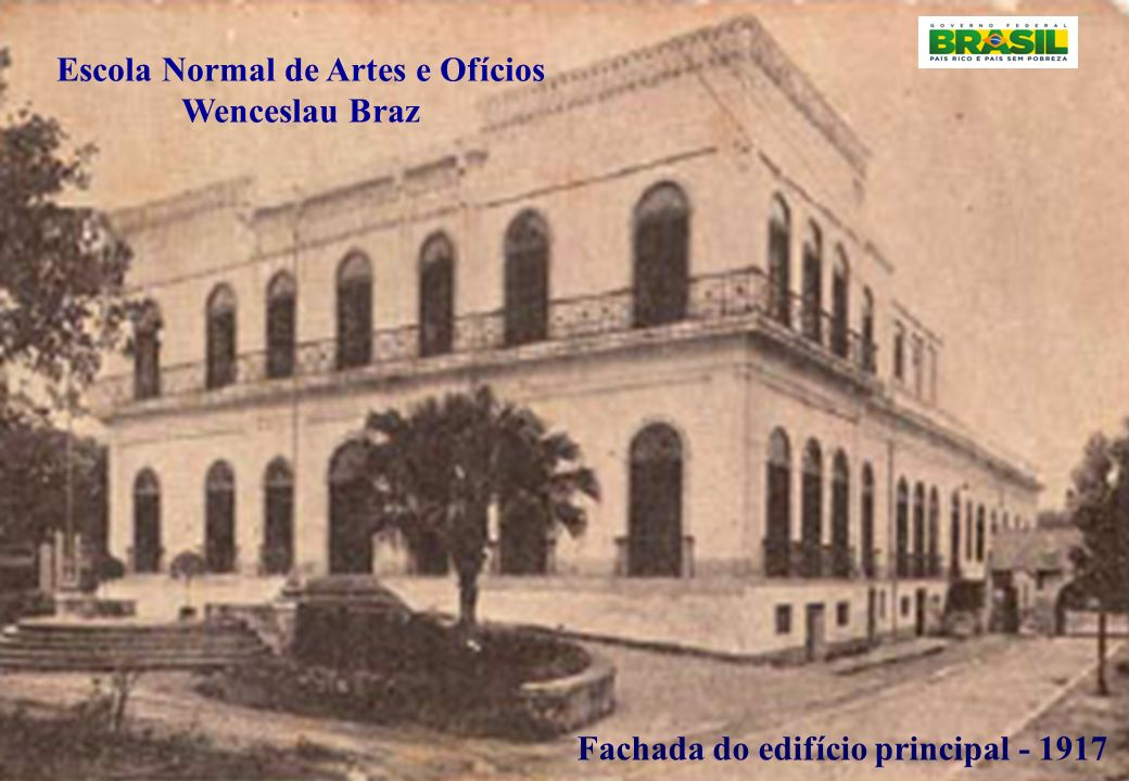Escola Normal de Artes e Ofícios Wenceslau Braz
