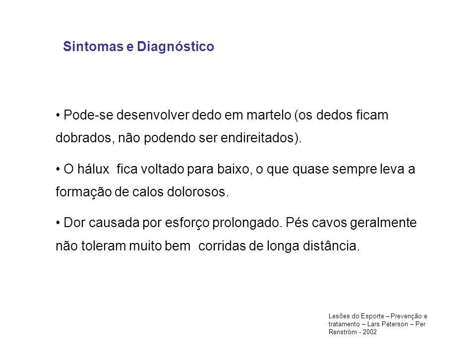 Sintomas e Diagnóstico