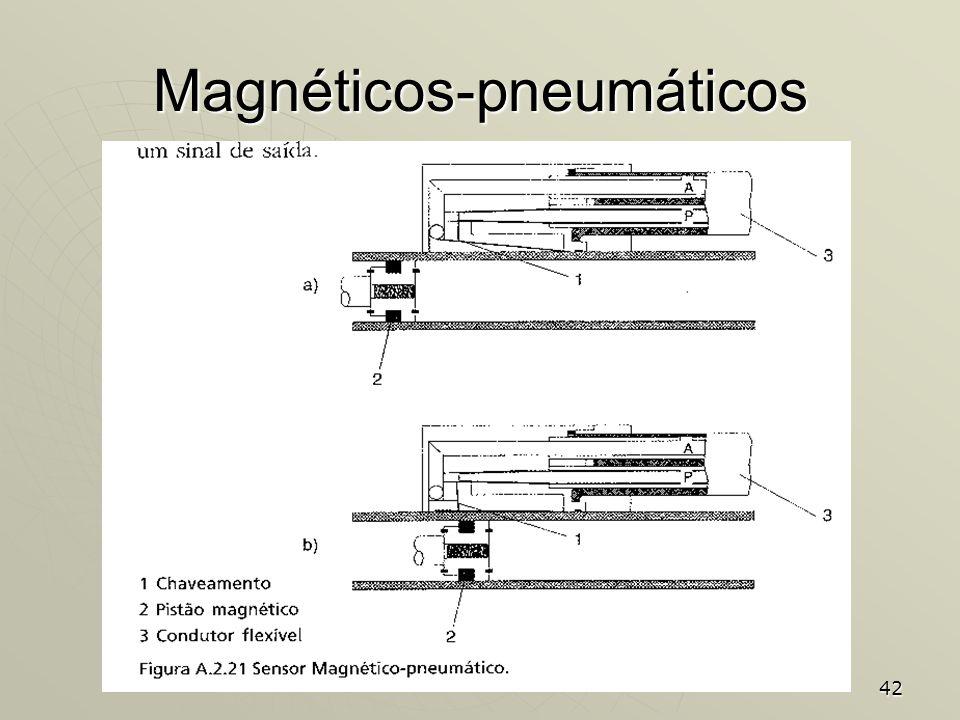 Magnéticos-pneumáticos