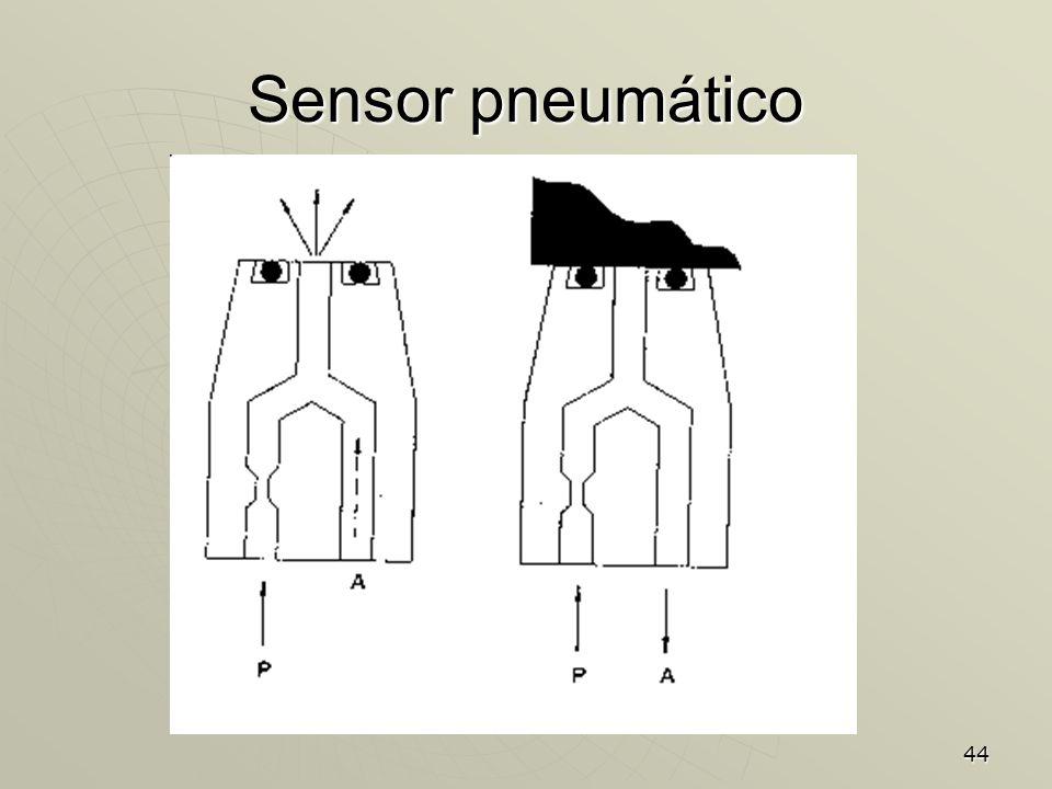 Sensor pneumático