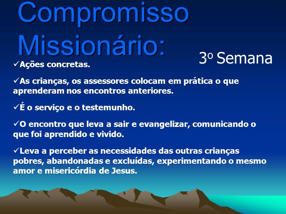 Compromisso Missionário: